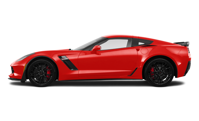 Chevrolet Corvette Coupe Z06 1LZ 2018