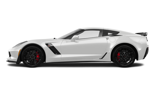 Chevrolet Corvette Coupé Z06 2LZ 2018