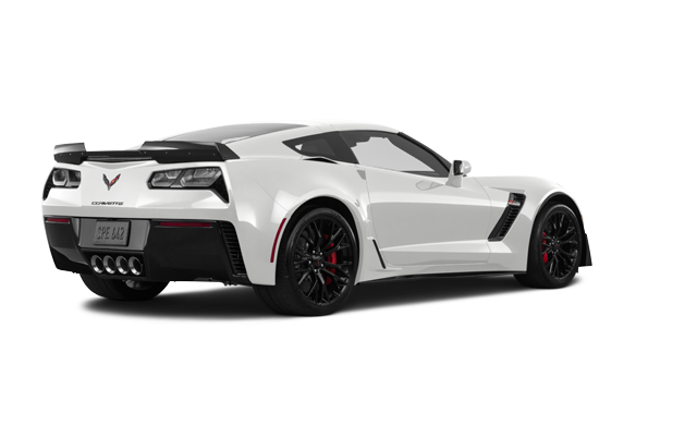 2018 Chevrolet Corvette Coupe Z06 3LZ