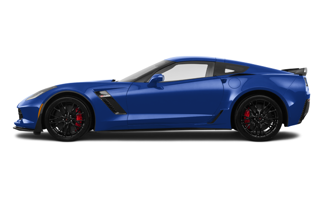 Chevrolet Corvette Coupe Z06 3LZ 2018