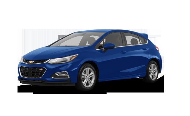 Surgenor Gatineau Chevrolet Cadillac >> 2018 Chevrolet Cruze Hatchback LT - Starting at $21360.12 | Surgenor Gatineau