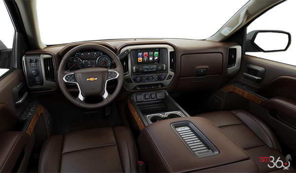 2018 Chevrolet Silverado 1500 LD HIGH COUNTRY - Starting ...
