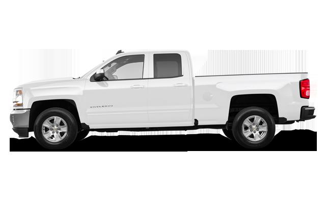 Chevrolet Silverado 1500 LD LT 1LT 2018