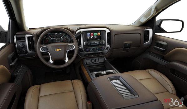 2018 Chevrolet Silverado 1500 LD LTZ 2LZ