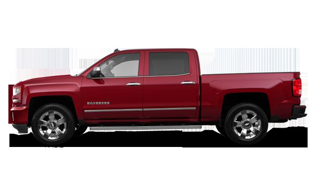 Chevrolet Silverado 1500 LD LTZ 2LZ 2018