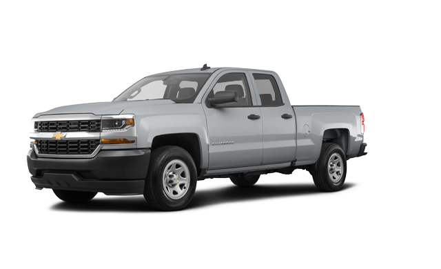 2018 Chevrolet Silverado 1500 WT - Starting at $25440.0 ...