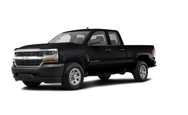 2018 Chevrolet Silverado 1500 WT - Starting at $23775.43 ...
