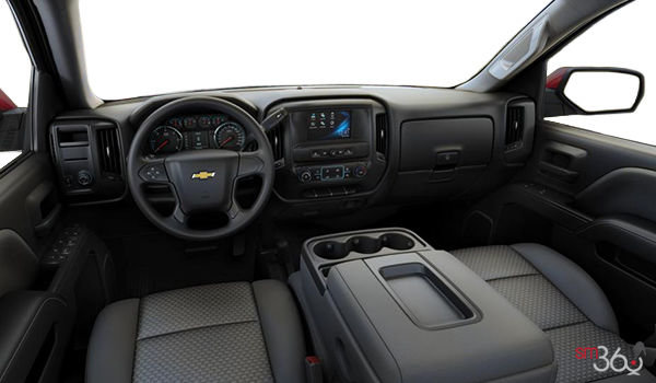 2017 Chevrolet Silverado 1500 Wt >> 2018 Silverado 1500 LD WT - $33,548 | True North Chevrolet