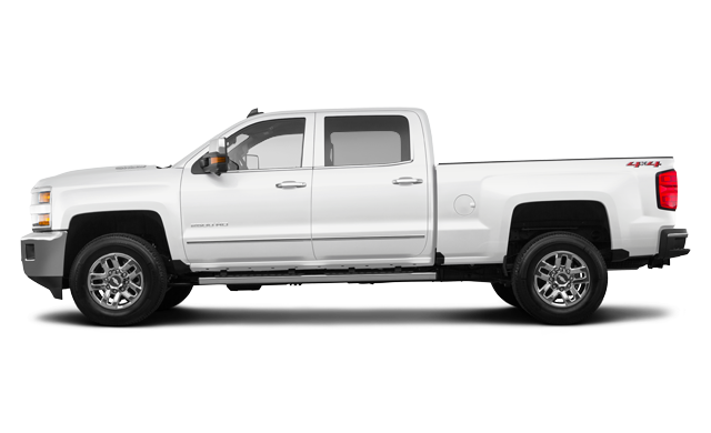 Chevrolet Silverado 2500hd Gatineau >> 2018 Chevrolet Silverado 2500hd Ltz Starting At 53905 25