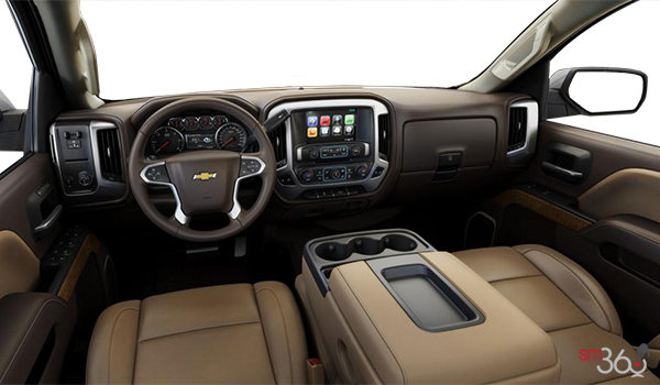 2018 Chevrolet Silverado 2500HD LTZ - Starting at $59274.0 ...