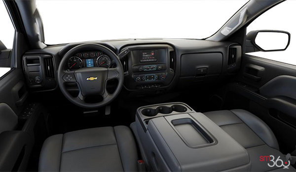 2018 chevrolet silverado 2500hd wt starting at 42320 0. Black Bedroom Furniture Sets. Home Design Ideas