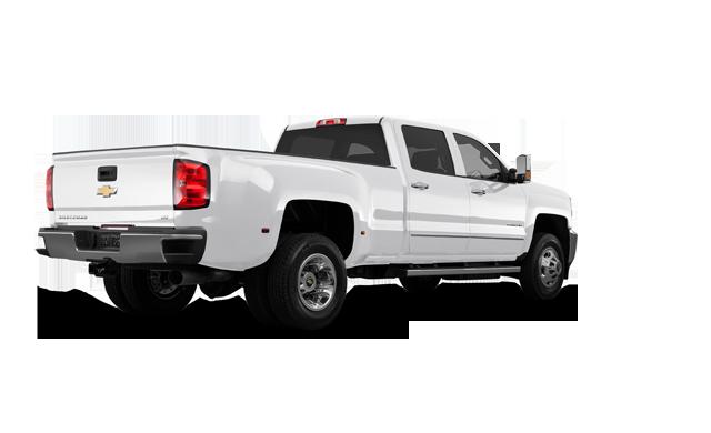 Chevrolet Silverado 3500 HD LTZ 2018