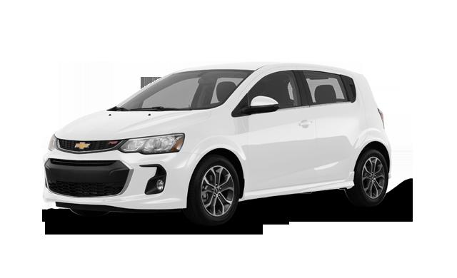2018 Chevrolet Sonic Hatchback LT Starting at $ 37