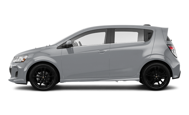 Chevrolet Sonic Hatchback PREMIER 2018