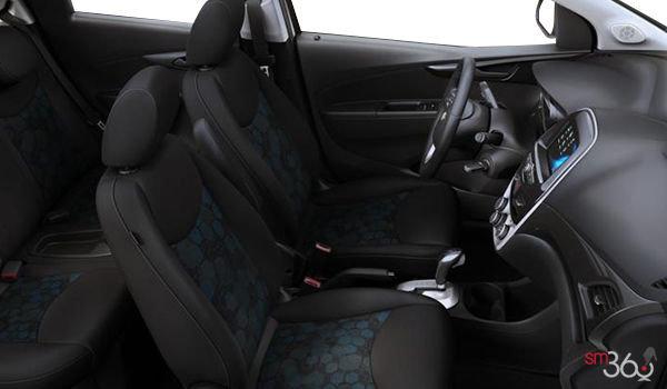 2018 Chevrolet Spark 1LT