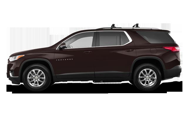 Chevrolet Traverse LT TISSU 2018