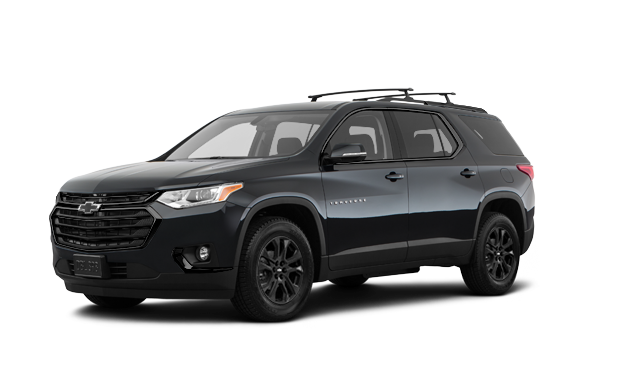 2018 Chevrolet Traverse RS - Starting at $43200.0 | Bruce ...