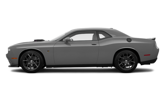 Dodge Challenger 392 HEMI SCAT PACK SHAKER 2018