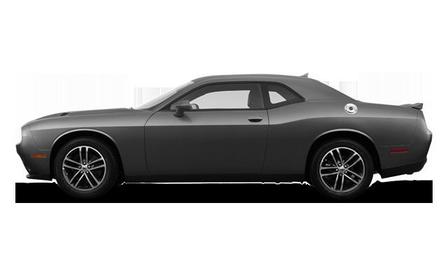 Dodge Challenger GT AWD 2018
