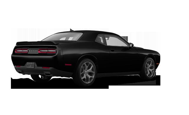 2018 Dodge Challenger SXT PLUS