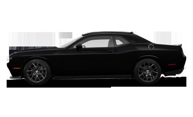 2018 Dodge Challenger T/A