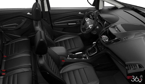 2018 ford c max hybrid titanium starting at 27175 0. Black Bedroom Furniture Sets. Home Design Ideas