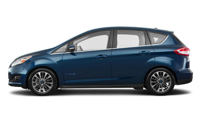 Ford C-MAX HYBRID TITANIUM 2018