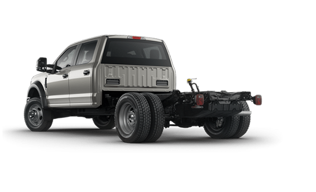 2018 Ford Chassis Cab F-450 XLT