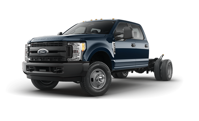 Ford Chassis Cab F-350 XL 2018