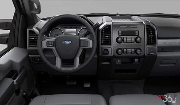 Ford Châssis-Cabine F-450 XL 2018