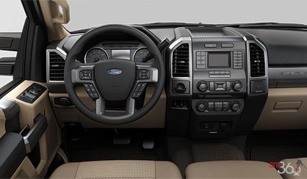 Ford Châssis-Cabine F-450 XLT 2018