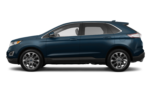 Second Chance Auto Sales >> 2018 Ford Edge TITANIUM - Starting at $36886.0 | Bruce Ford