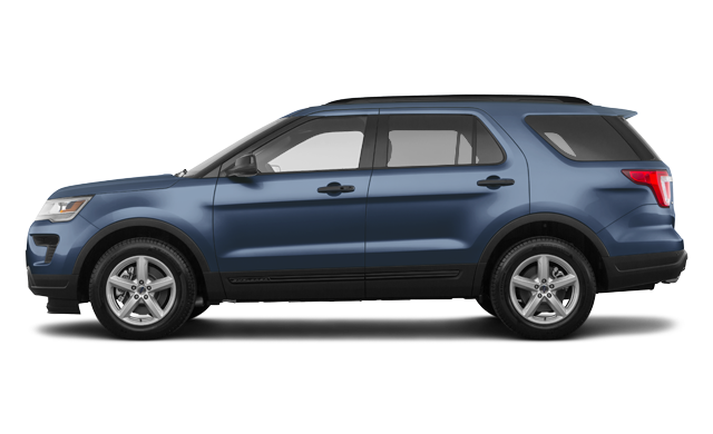 Ford Explorer BASE Explorer 2018