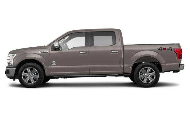 2018 Ford F 150 King Ranch Starting At 51075 0 Bartow Ford