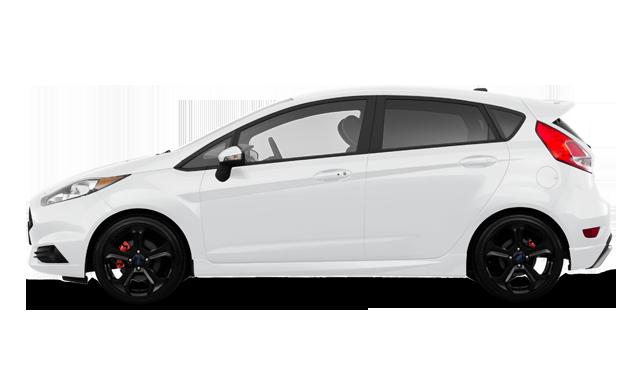 2018 Ford Fiesta Hatchback ST