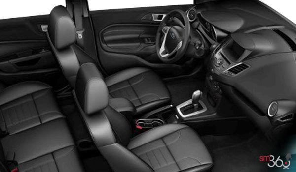 2018 Ford Fiesta Hatchback TITANIUM