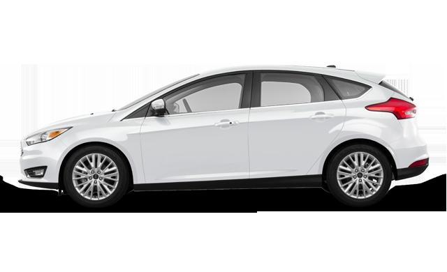 2018 Ford Focus Hatchback TITANIUM