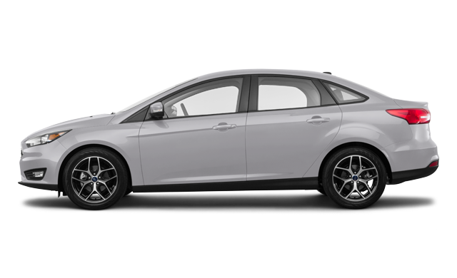 2018 Ford Focus Sedan SEL