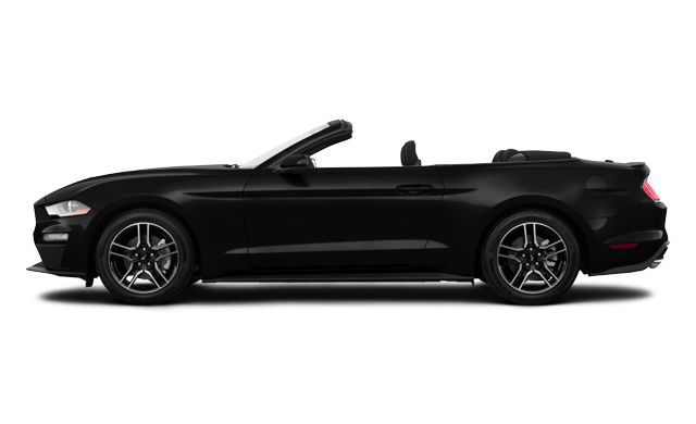 Ford Mustang Convertible EcoBoost 2018
