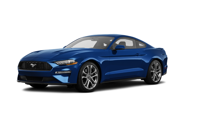 How Does Ecoboost Work >> 2018 Ford Mustang EcoBoost Premium Fastback - Starting at ...