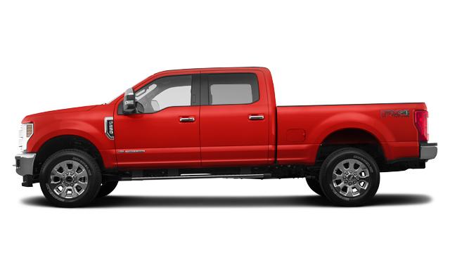 Ford Super Duty F-250 LARIAT 2018