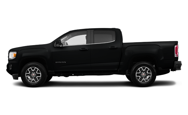 GMC Canyon CANYON ALL TERRAIN W/LEATHER 2018