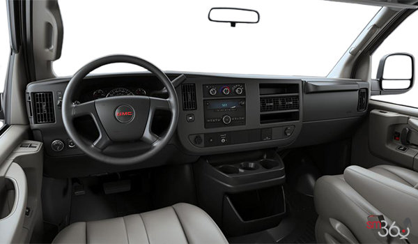 2018 GMC Savana 2500 CARGO