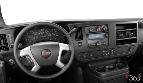 2018 GMC Savana 3500 PASSENGER LS