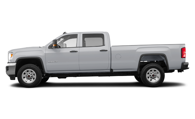 GMC Sierra 2500 HD BASE Sierra 2500 HD 2018