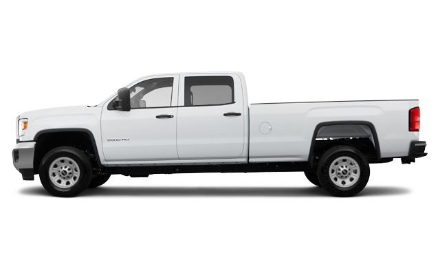 GMC Sierra 3500HD BASE Sierra 3500HD 2018