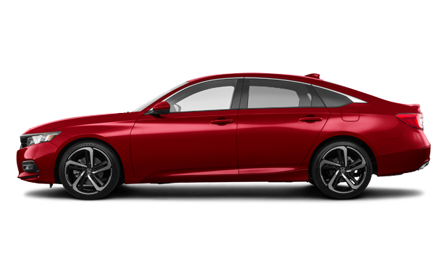 Honda Accord Sedan SPORT 2018