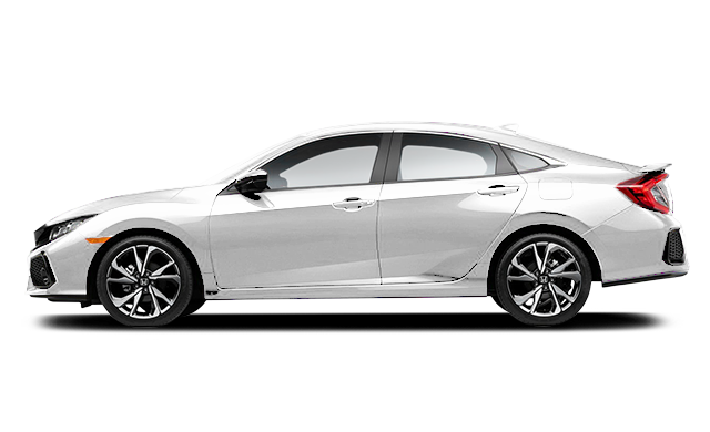 Honda Civic Sedan SI 2018