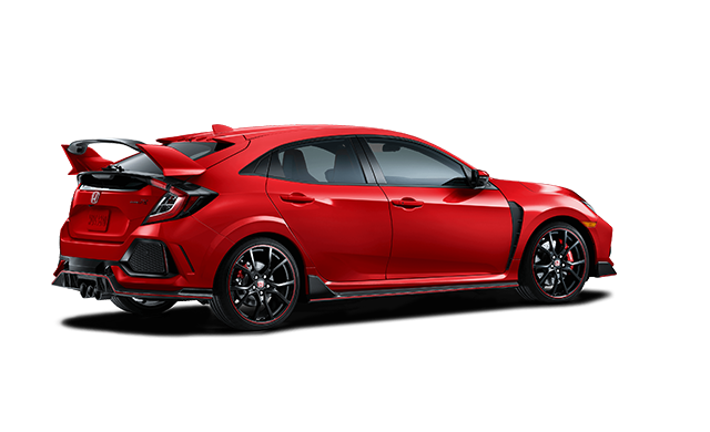 2018 honda civic type r starting at 42845 0 bruce honda. Black Bedroom Furniture Sets. Home Design Ideas