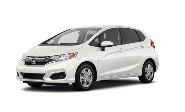 2018 Honda Fit DX